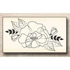 Tampon Bois Bouquet