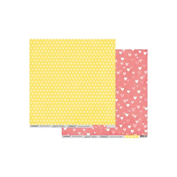 Paper Primavera Coeurs