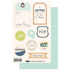 Labels sheet: Mylo 2