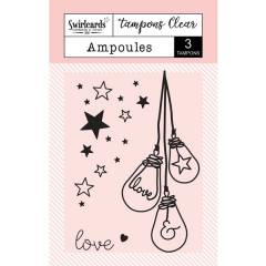 Clear stamp Ampoules