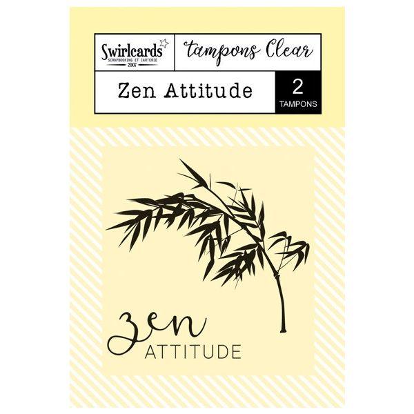 Tampon Clear Zen attitude