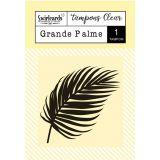 Clear stamp Grande Palme