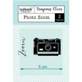 Clear stamp Photo Zoom