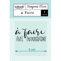 Clear Stamp A faire