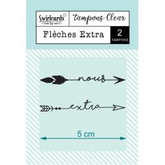 Tampons Clear Flèches Extra