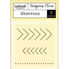 Clear Stamps Chevrons