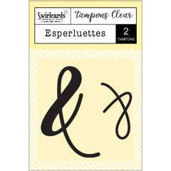 Clear Stamps Esperluettes