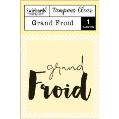 "Tampon Clear ""Grand Froid"""