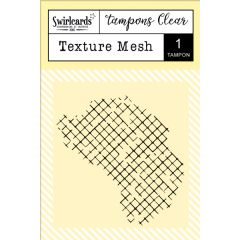 "Clear Stamp ""Mesh"""