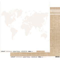 Santorini Papier Rhodes
