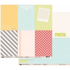 Papier Floride Petites Pages