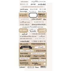Labels sheet: Dymo Santorini Naxos