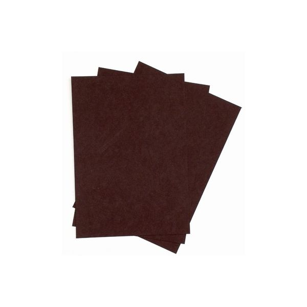 3 feuilles de kraft chocolat 325g