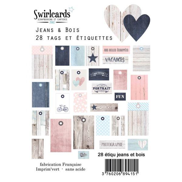28 tags Bois & Jeans