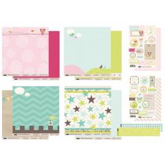 Kit 20 x 20 Collection Douzibou