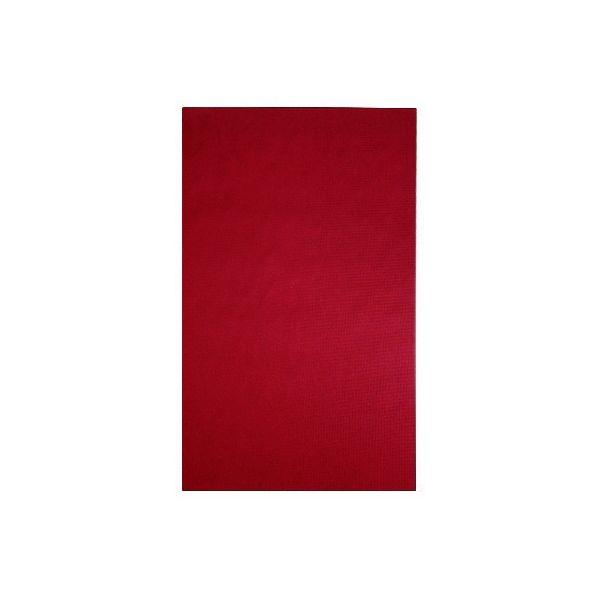 Toile de reliure Rouge