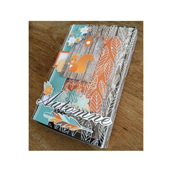 Kit album Automne, par Noussa